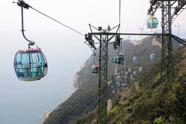Travel Guide to Hong Kong