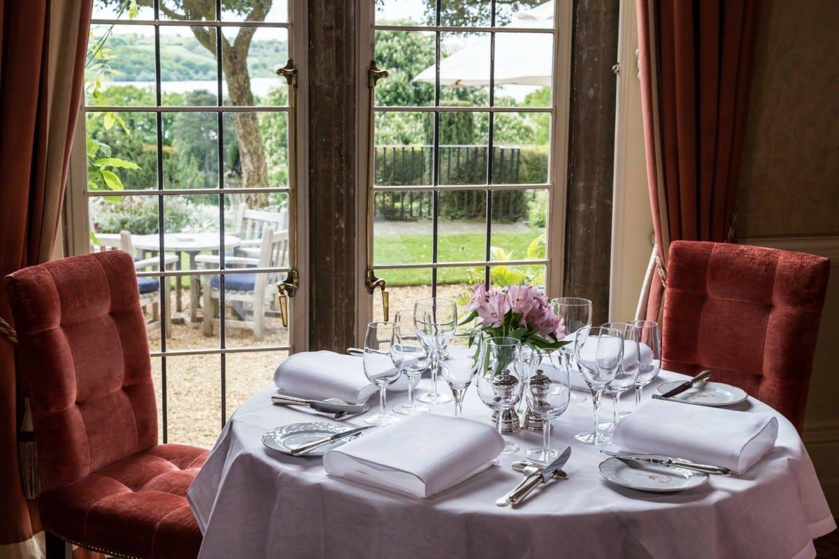 Hambleton hall Hotel review