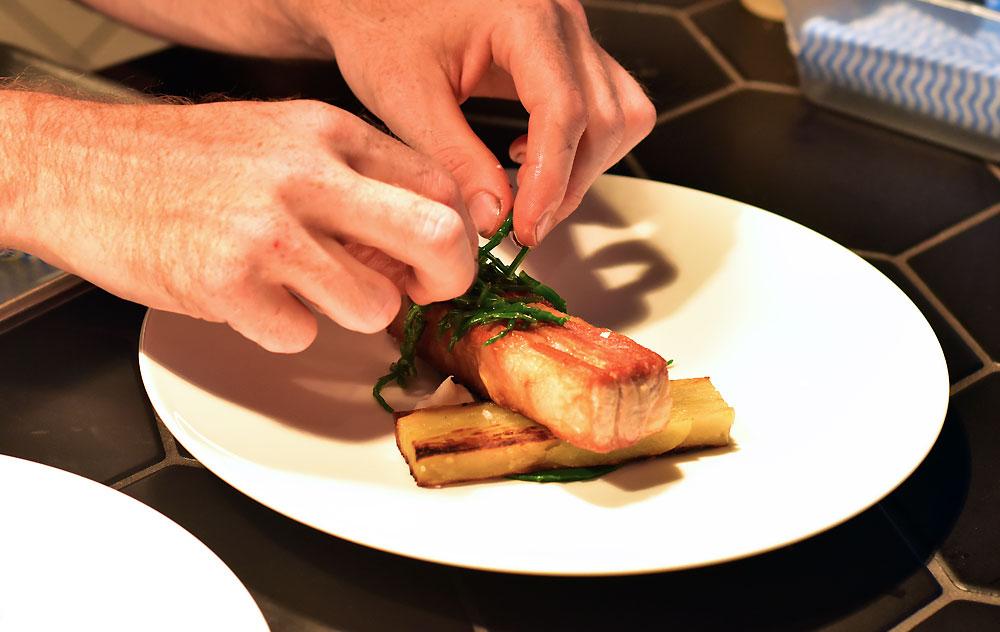 Pascere restaurant review Brighton