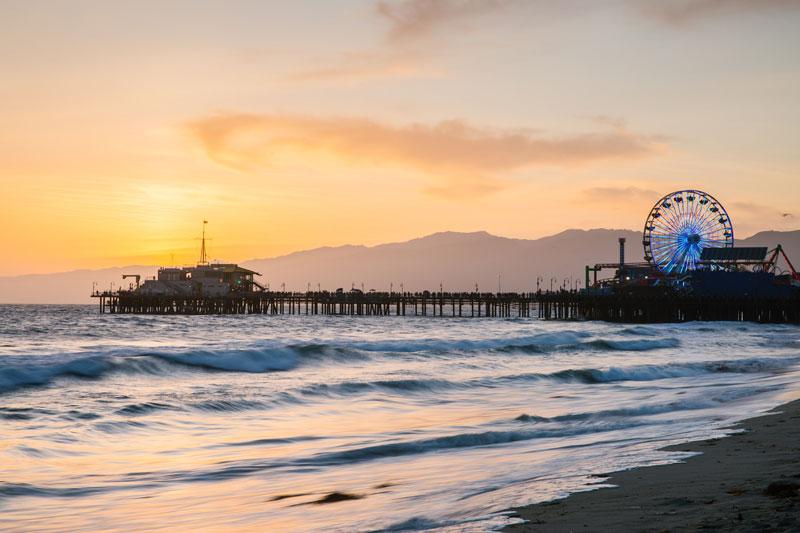 Santa Monica Food Destinations
