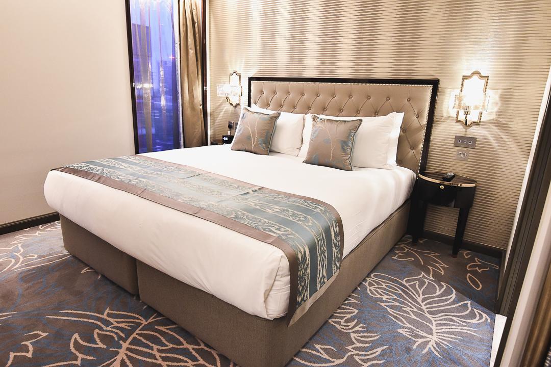Dorsett City Hotel London Review