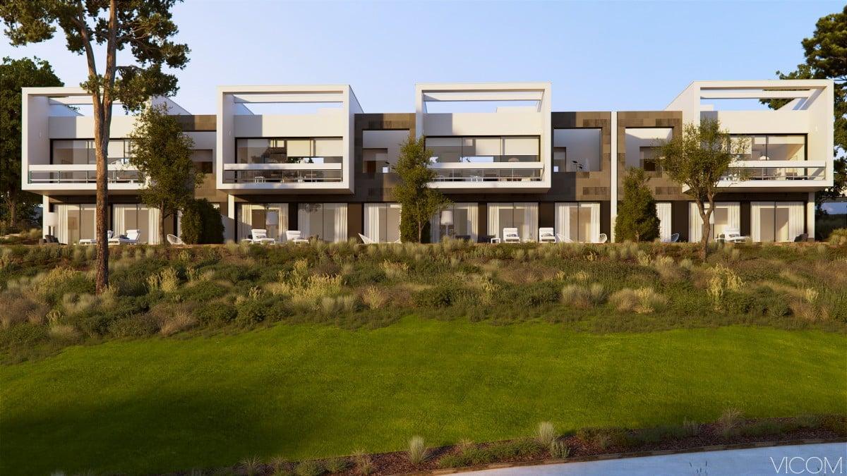 PGA Catalunya Resort for their LA Selva Terraced Villas