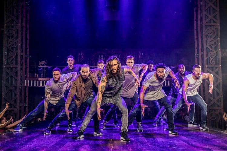 London Theatre Shows Magic Mike