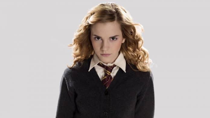 top movie heroine Hermione Granger
