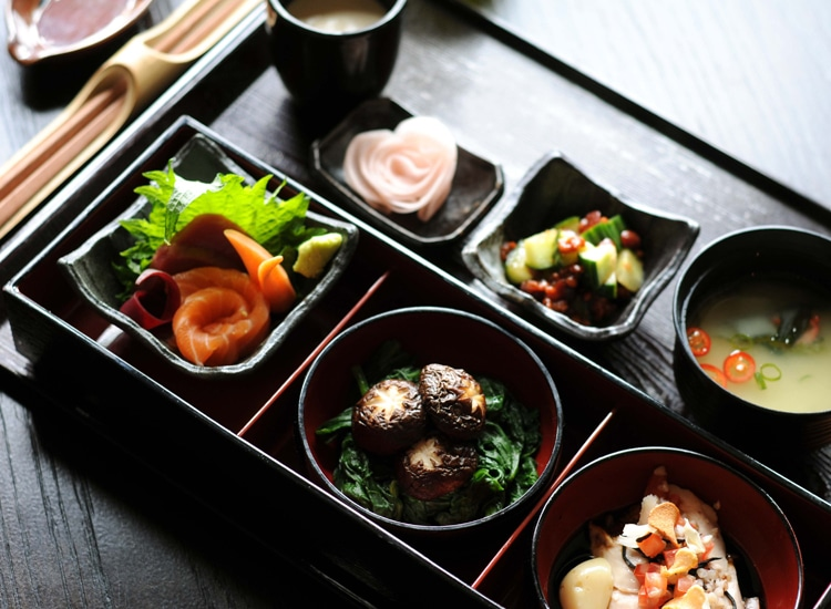 Five Best London Bento Boxes